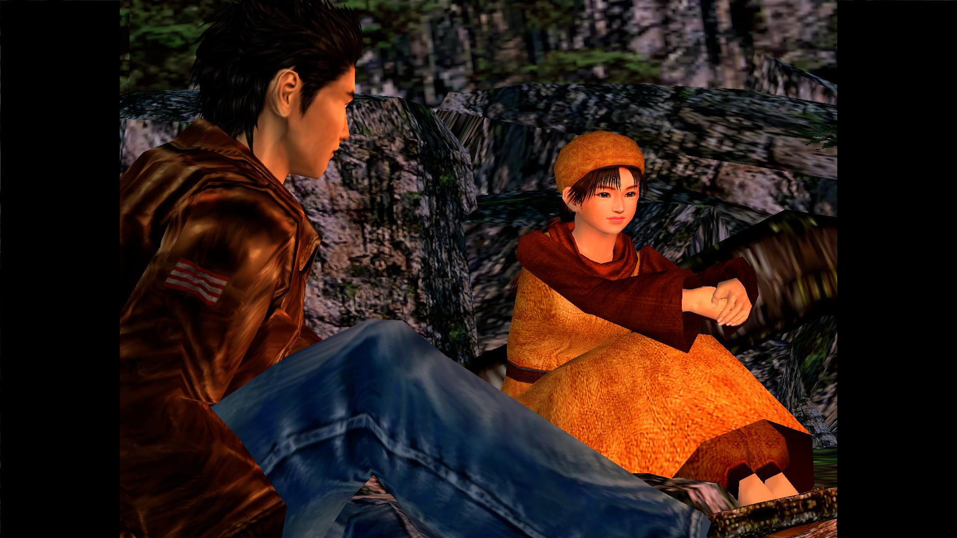 Shenmue 1 & 2 ganha novas imagens em 1080p mostrando qualidade do remaster