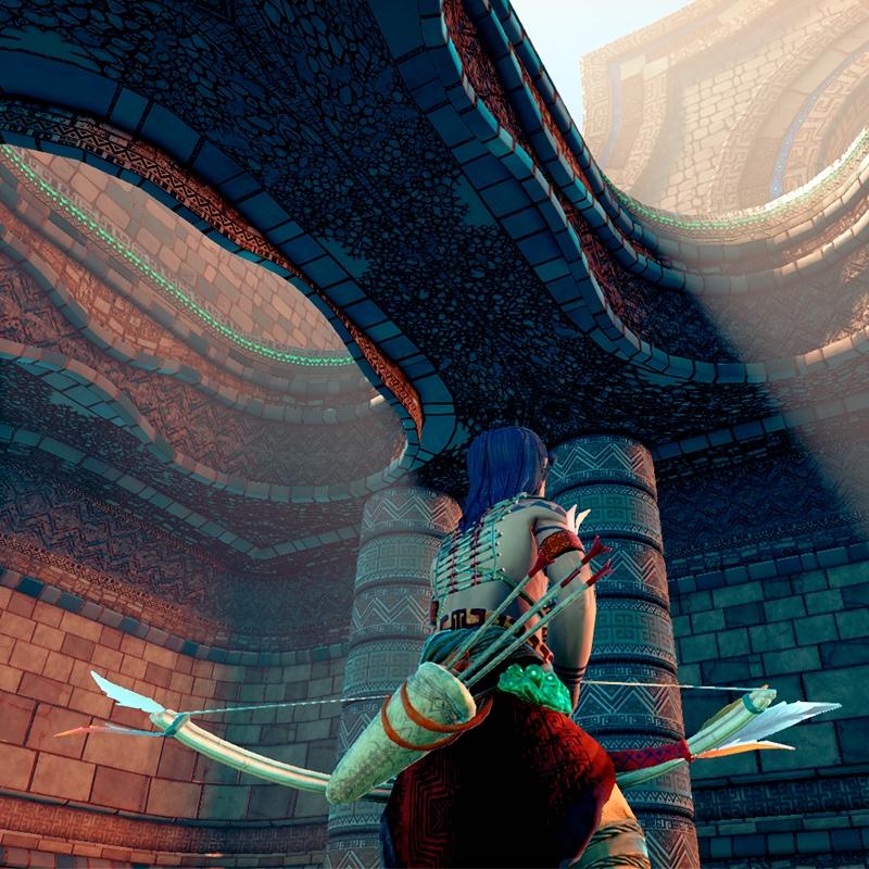 Aritana 2 recebe diversas novas imagens com qualidade impressionante