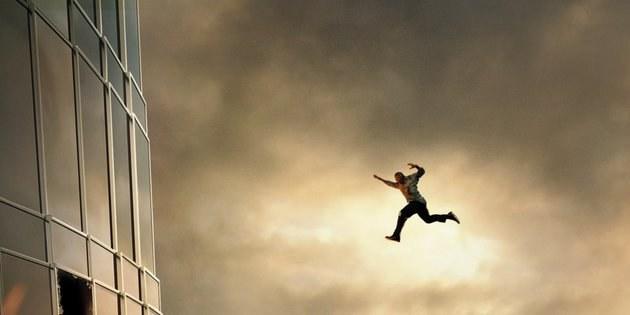 Arranha-Céu: Coragem Sem Limit