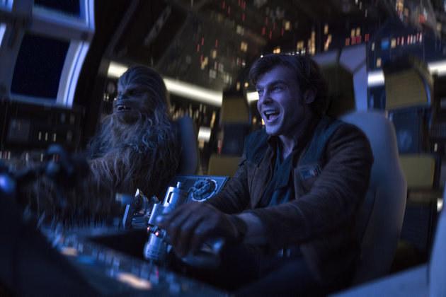 Han Solo: Uma História Star Wa