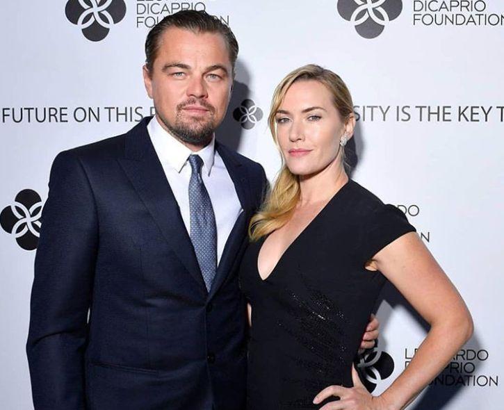 Leo DiCaprio e Kate Winslet