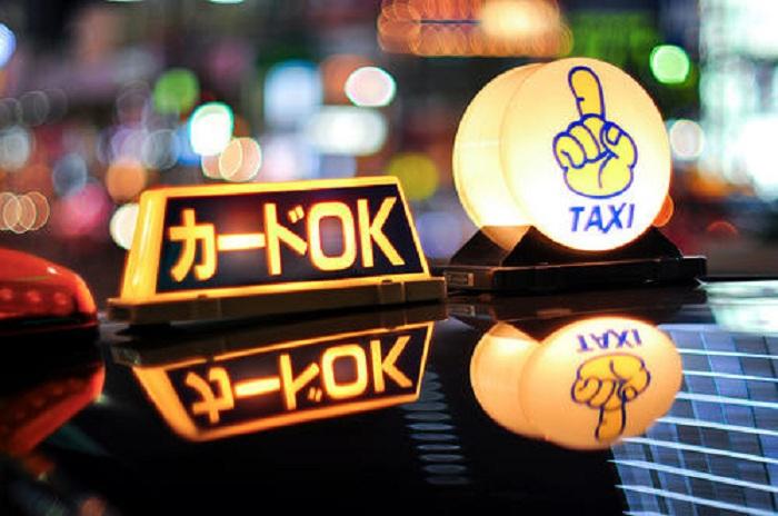 táxi japão