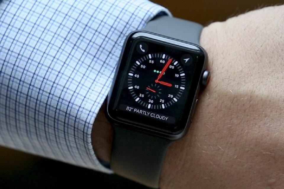 6e4cec19e1e Apple Watch poderá suportar watch faces de terceiros
