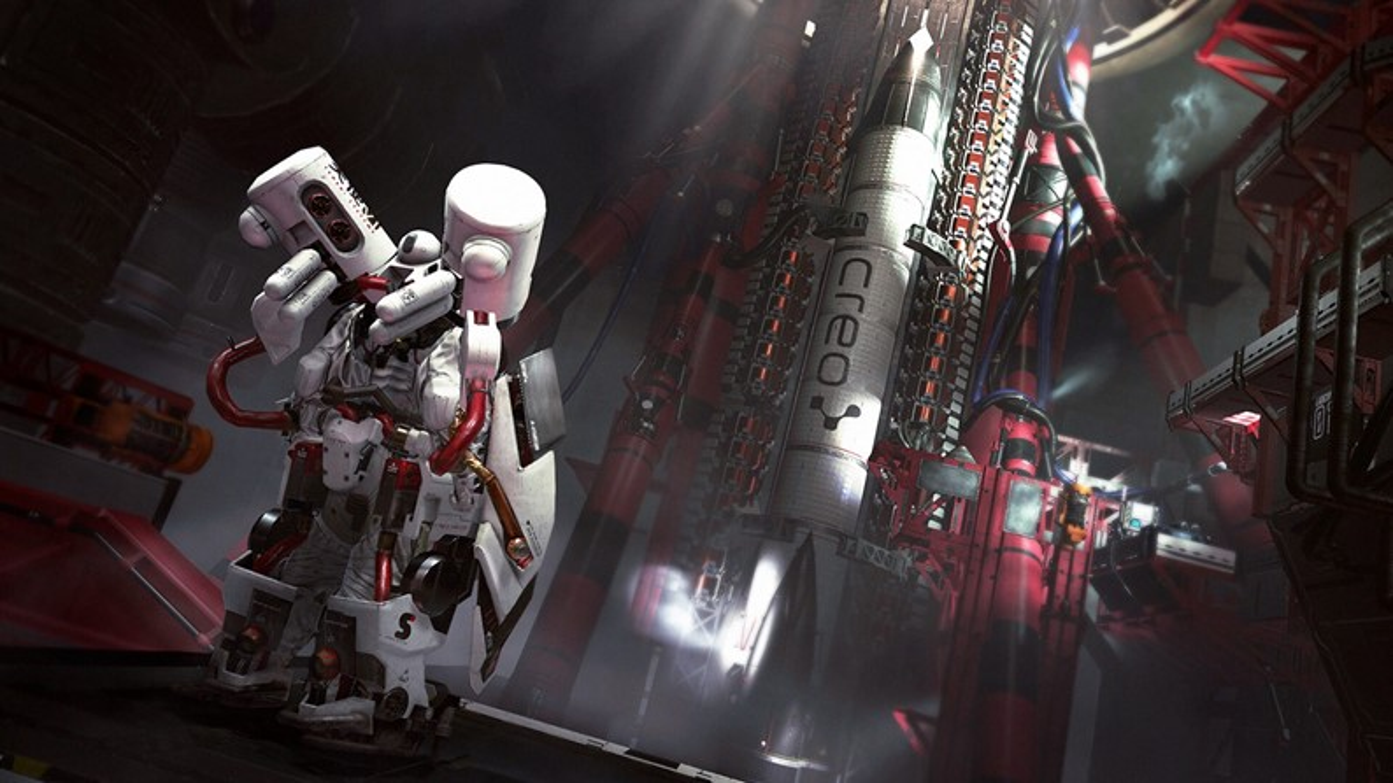 The Surge ganha DLC gratuito com novas armas, inimigos e mais; confira