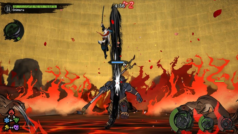 World of Demons, da Platinum, é o sucessor espiritual de Okami para mobile