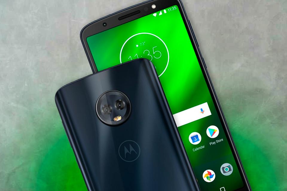 d626d42a8 Motorola revela oficialmente a família Moto G6