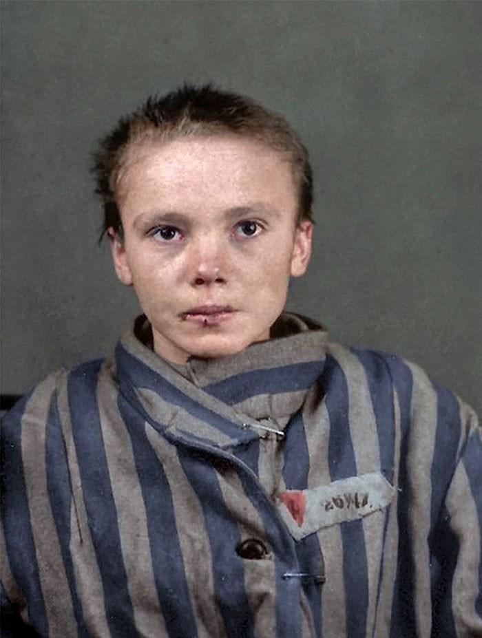 Prisioneira judia