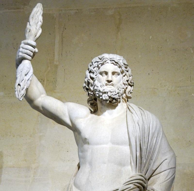 Zeus, Rei dos deuses