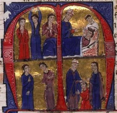 Coroação de Balduíno IV