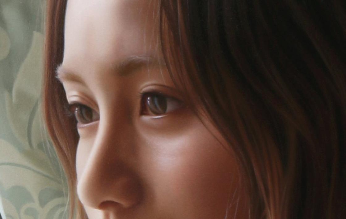Detalhe de retrato