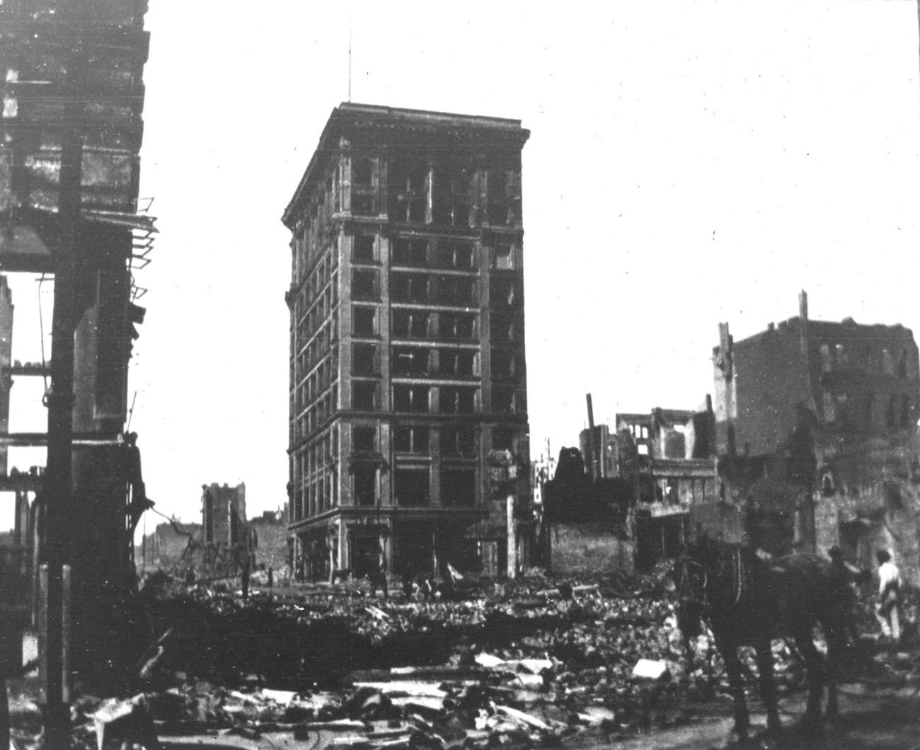 Edifícios condenados