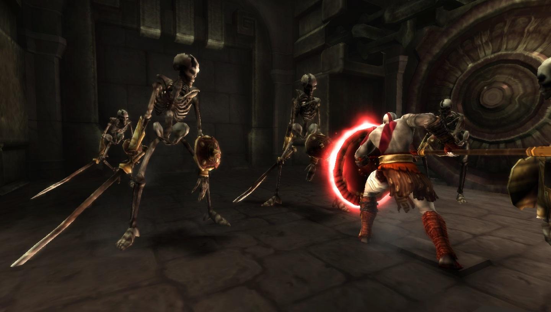 gow ghost kratos shield
