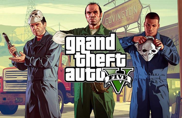 Grand Theft Auto V (2014)