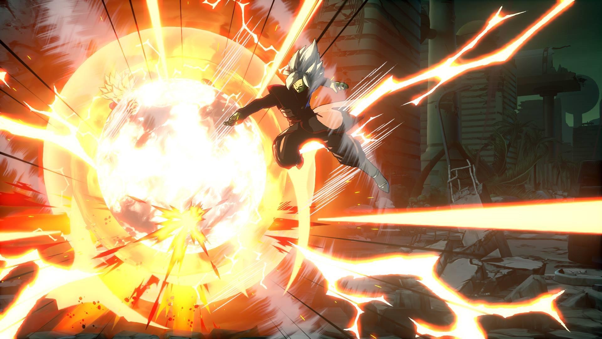Fused Zamasu, novo lutador de Dragon Ball FighterZ, ganha imagens inéditas