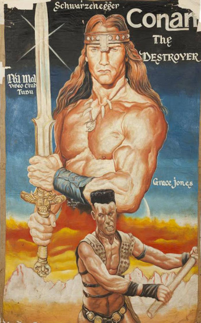 Conan o Destruidor
