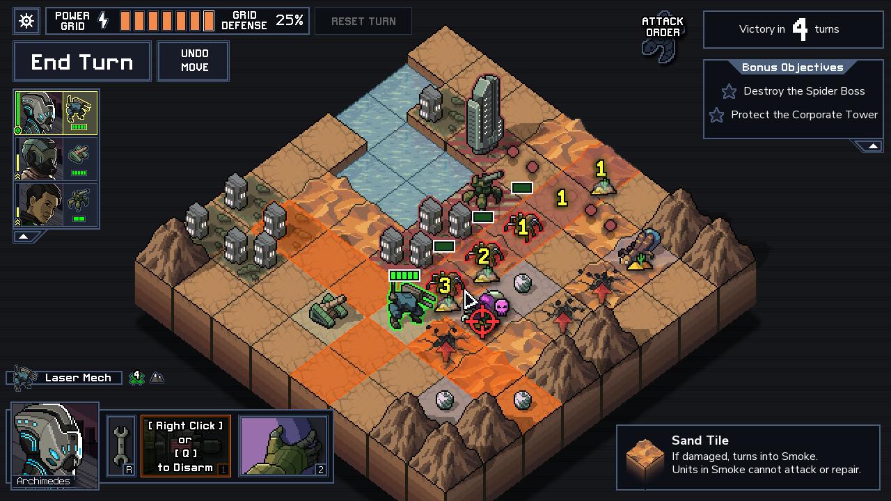 Into the Breach é um sopro de criatividade nos games de estratégia atuais