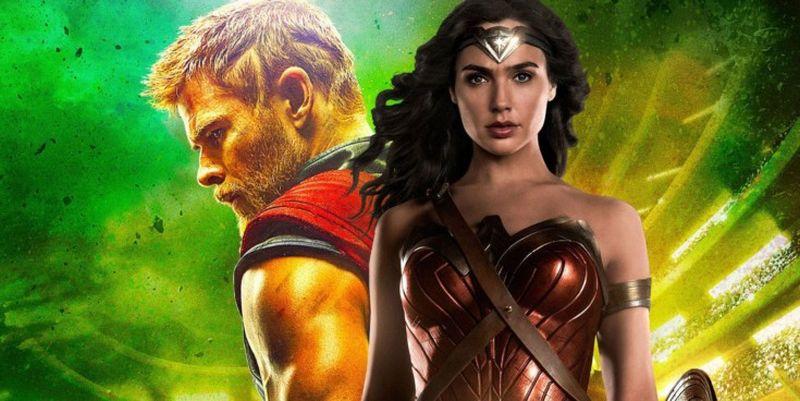 heróis favoritos