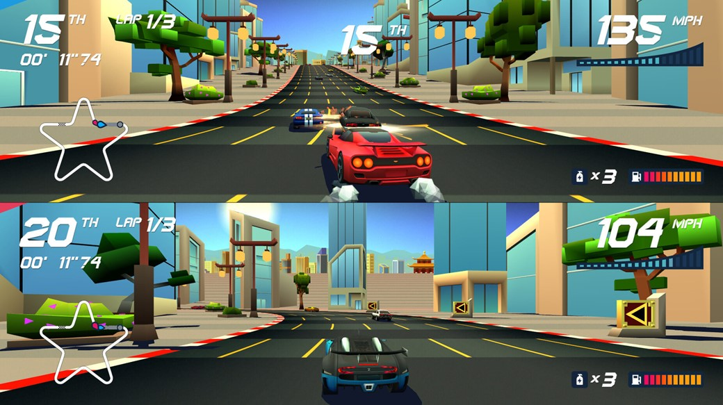 horizon chase turbo split