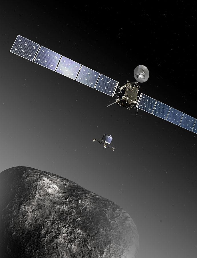 Rosetta e Philae