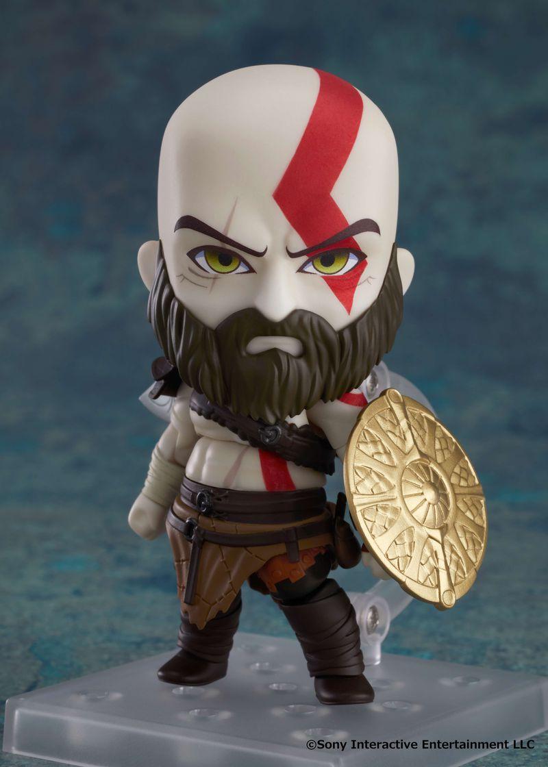 Nendoroid de Kratos vai te matar... de fofura! Confira fotos e preço