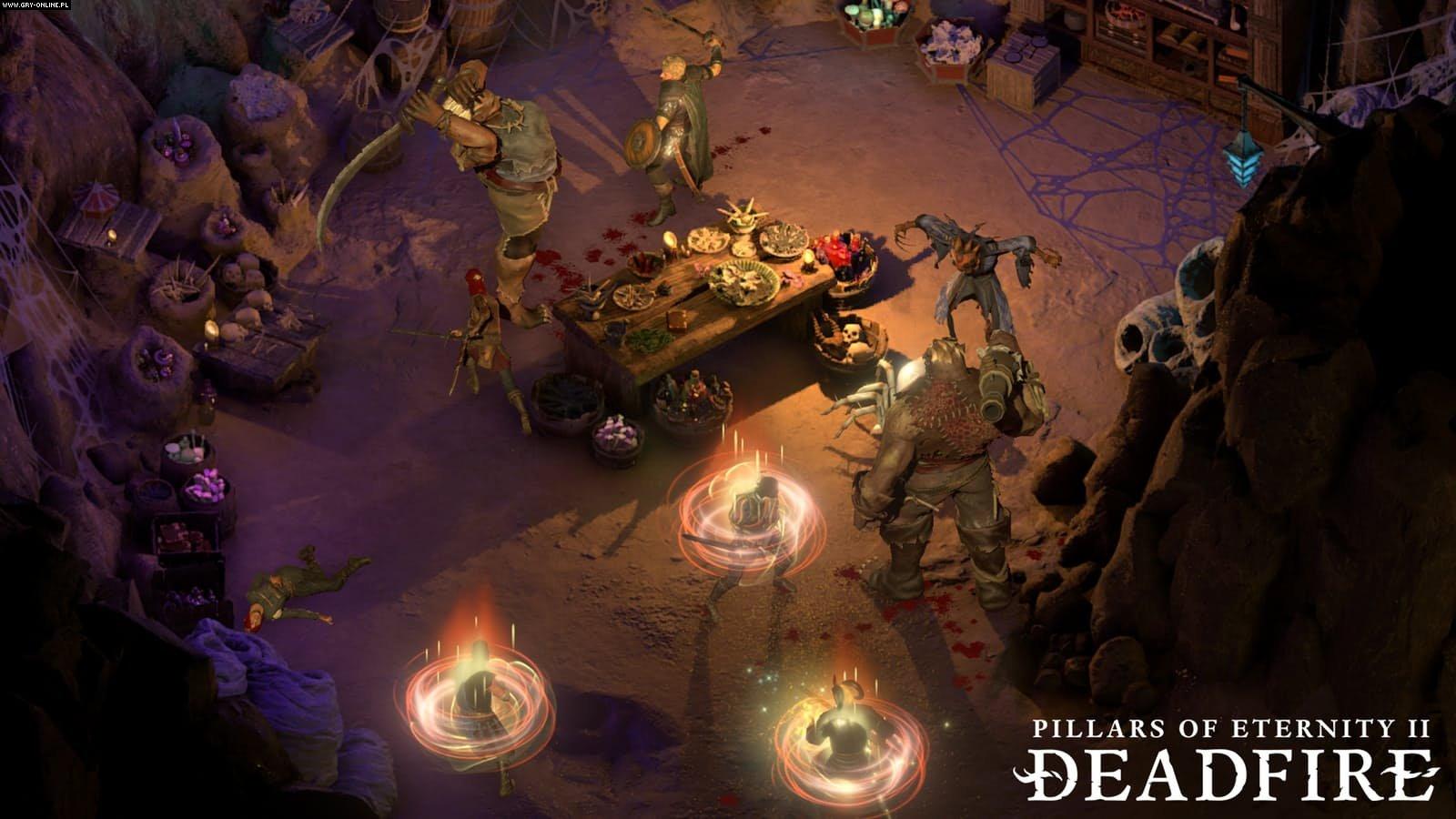 pillars deadfire 2