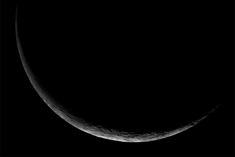 Planeta muito escuro