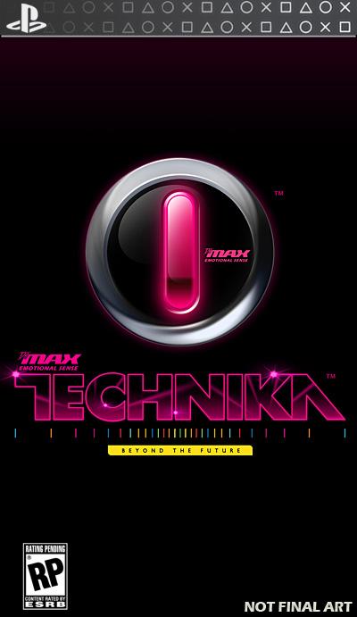 DJ Max Technika