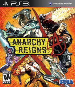 Anarchy Reigns