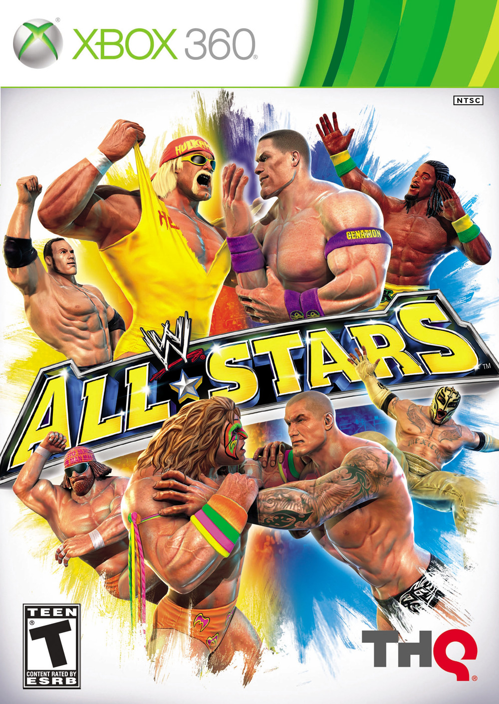Wwe all stars xbox 360 games torrents.