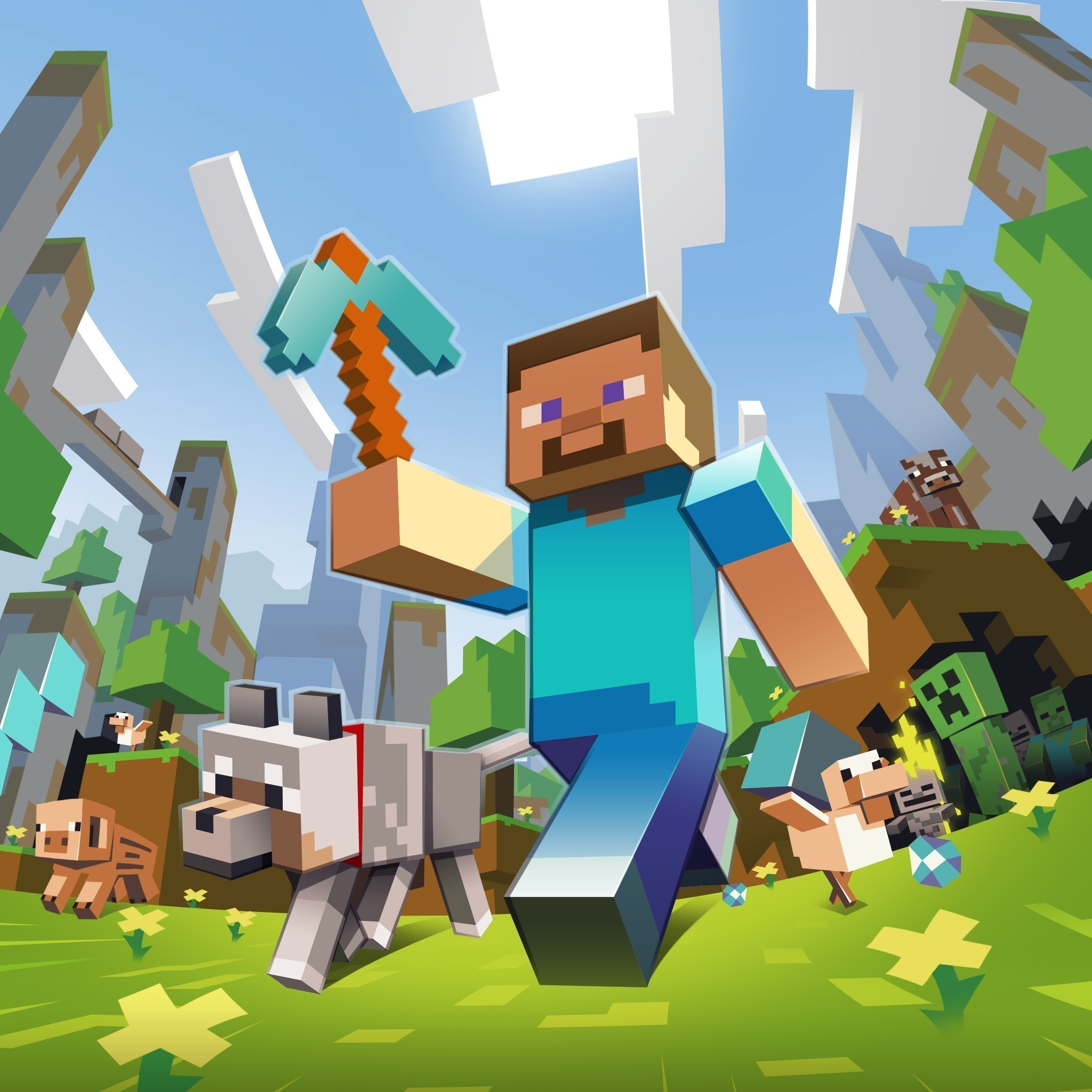 Todos mobs para minecraft voxel ccuart Image collections