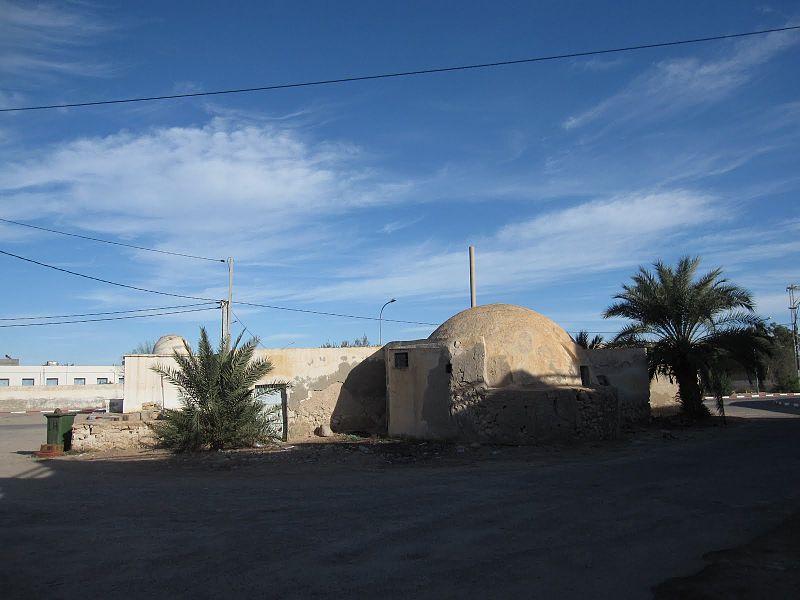Ajim, na Ilha de Djerba
