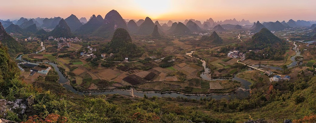 Guilin, na China