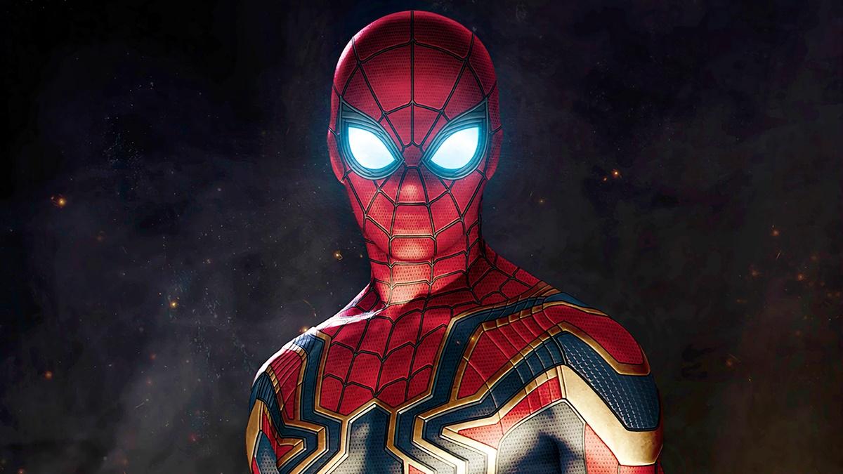 homem-aranha vingadores