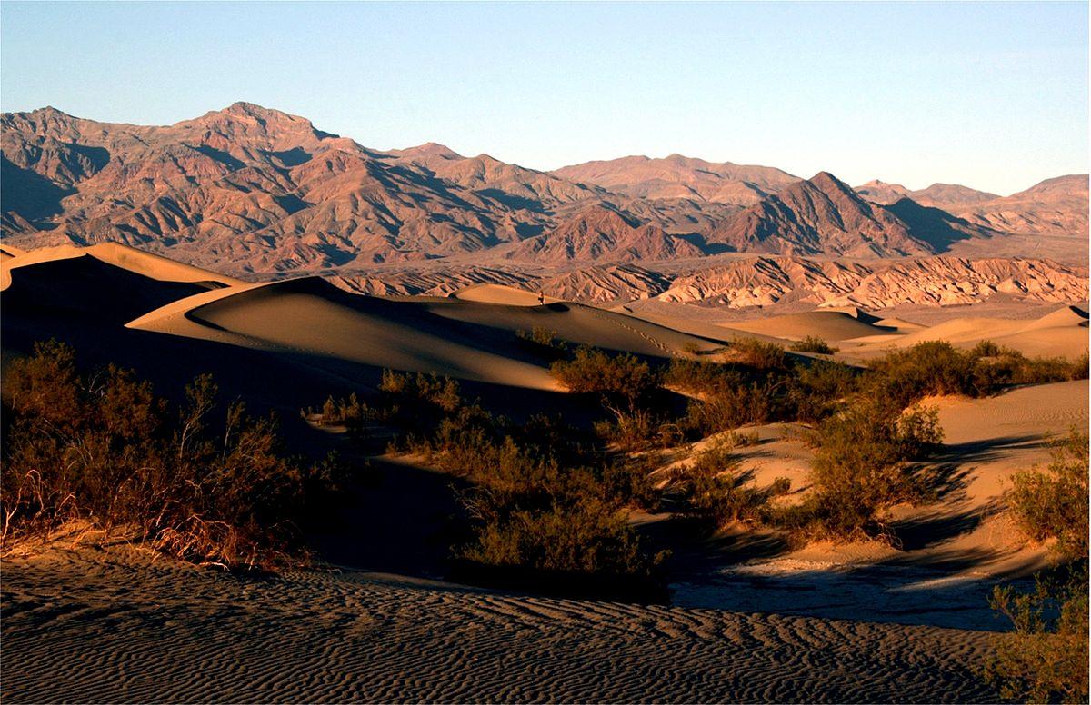 Parque Nacional Vale da Morte