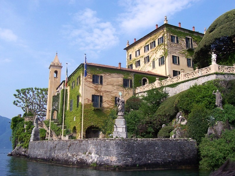 Villa del Balbianello. Itália