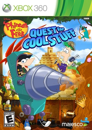 Phineas and Ferb: Quest for Cool Stuff