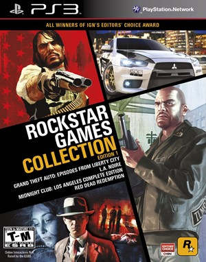 Rockstar Games Collection: Edition 1
