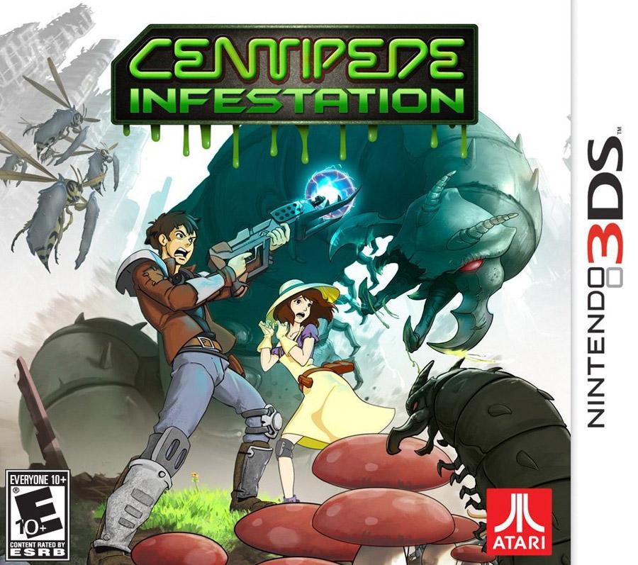 Centipede: Infestation