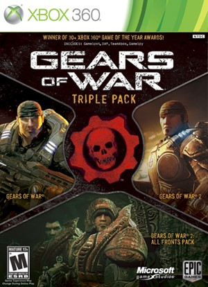 Gears of War: Triple Pack