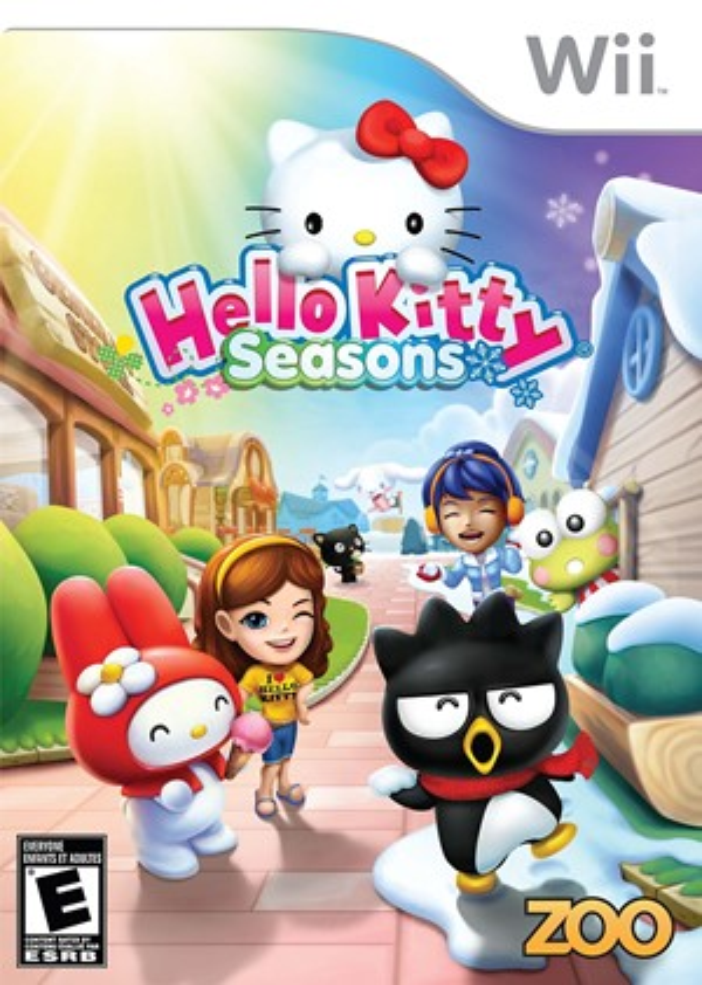 Hello Kitty Seasons