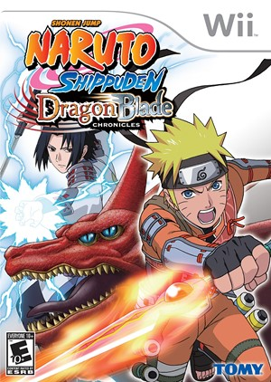 Naruto Shippuden: Dragon Blade Chronicles