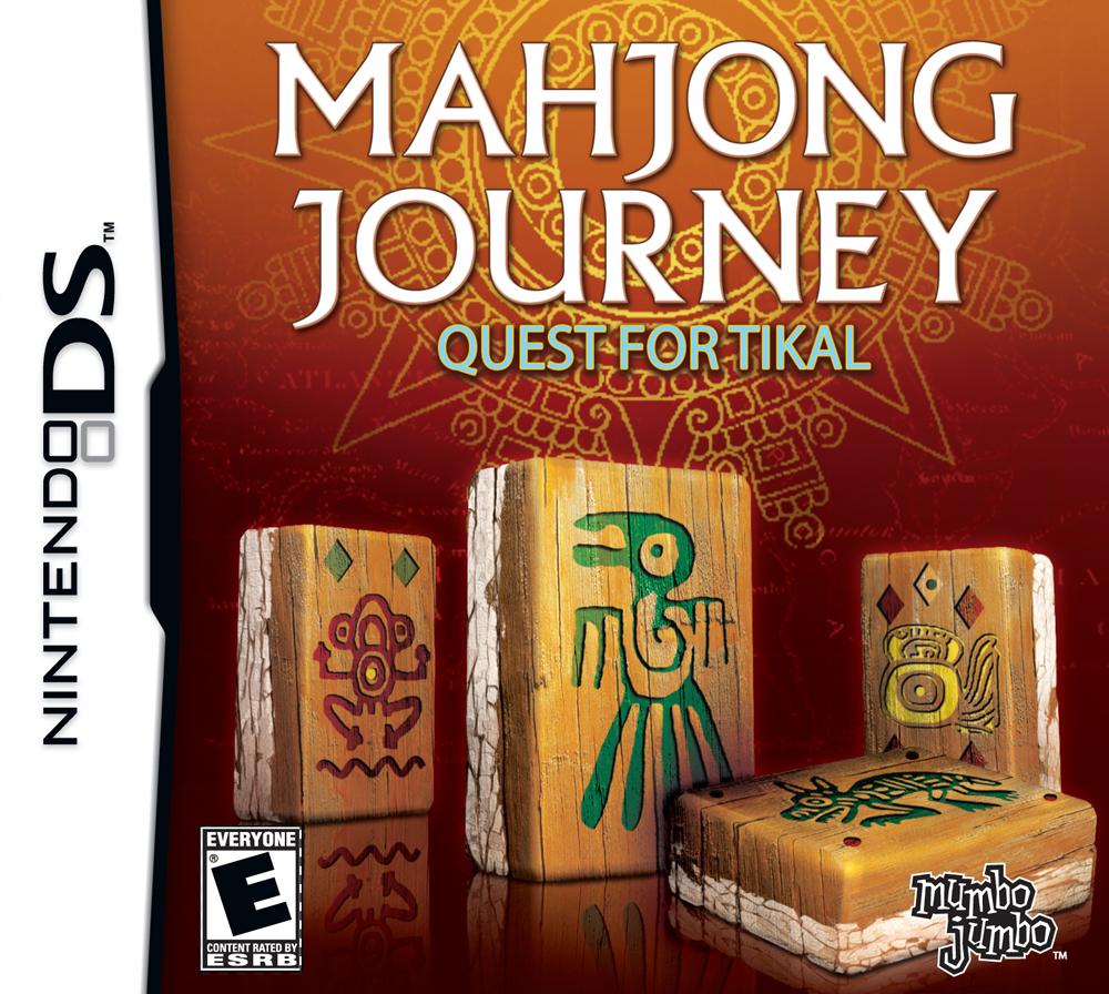 Mahjong: Journey Quest for Tikal