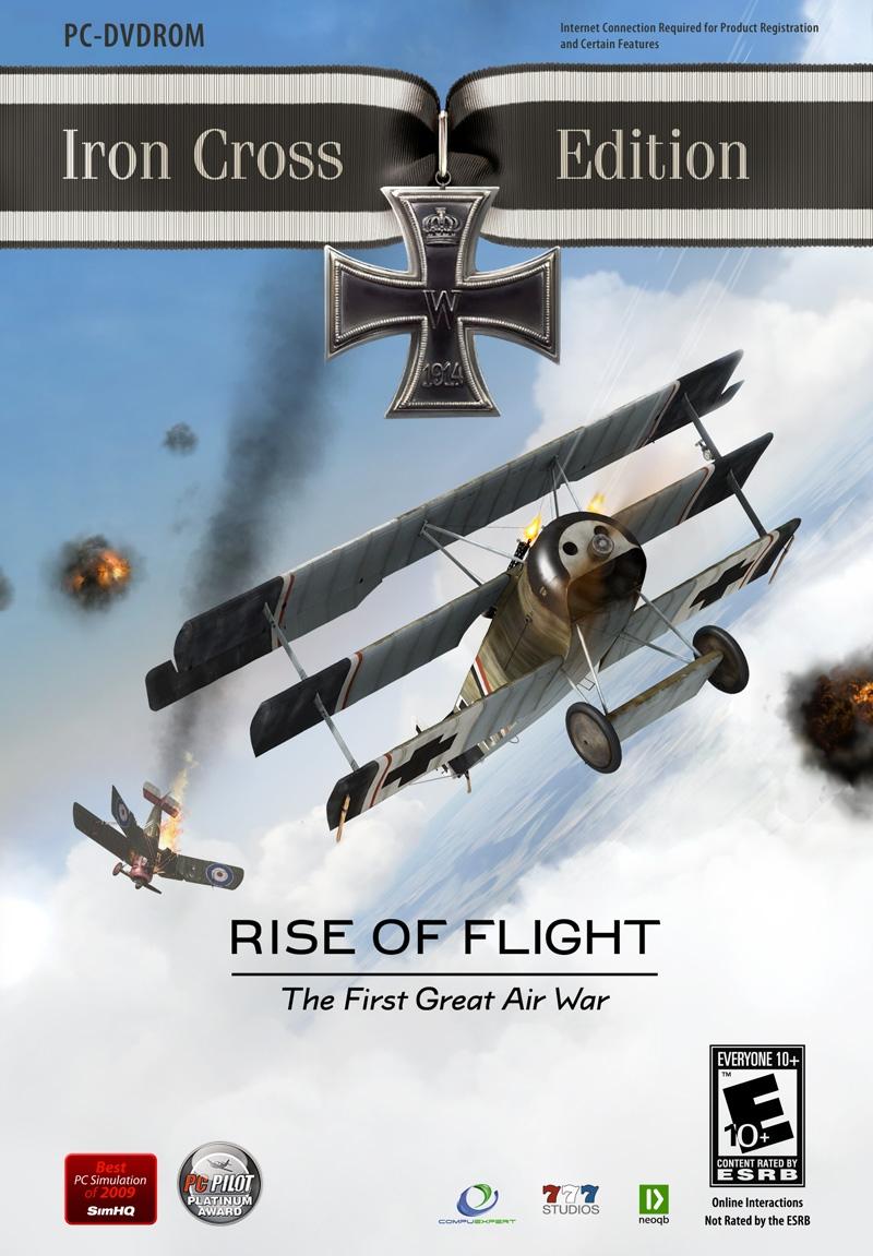 Rise of Flight: Iron Cross Edition