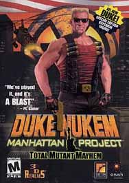Duke Nukem Manhattan Project