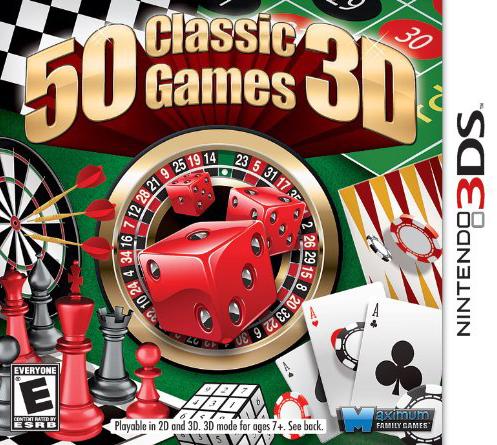 50 Classic Games