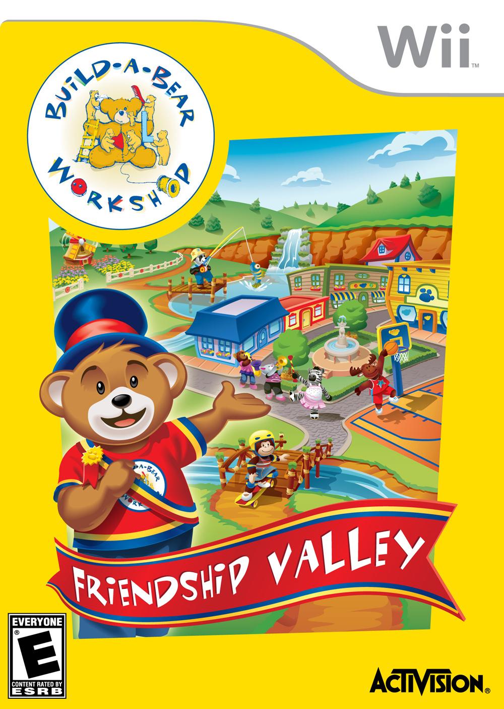 Build-a-Bear Workshop: Friendship Valley