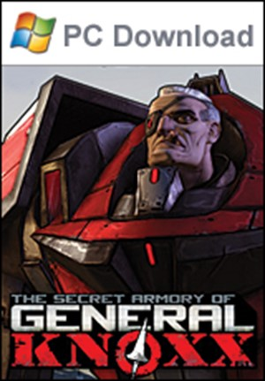 Borderlands: The Secret Armory of General Knoxx