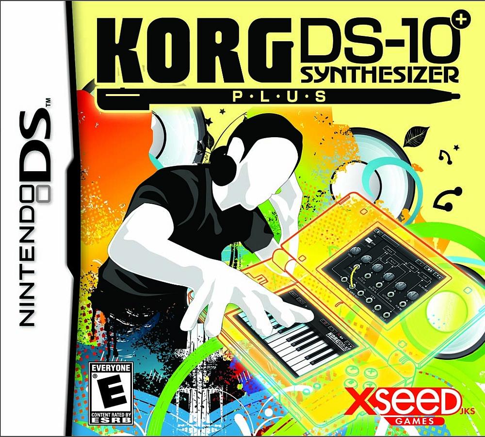 KORG DS - 10 PLUS