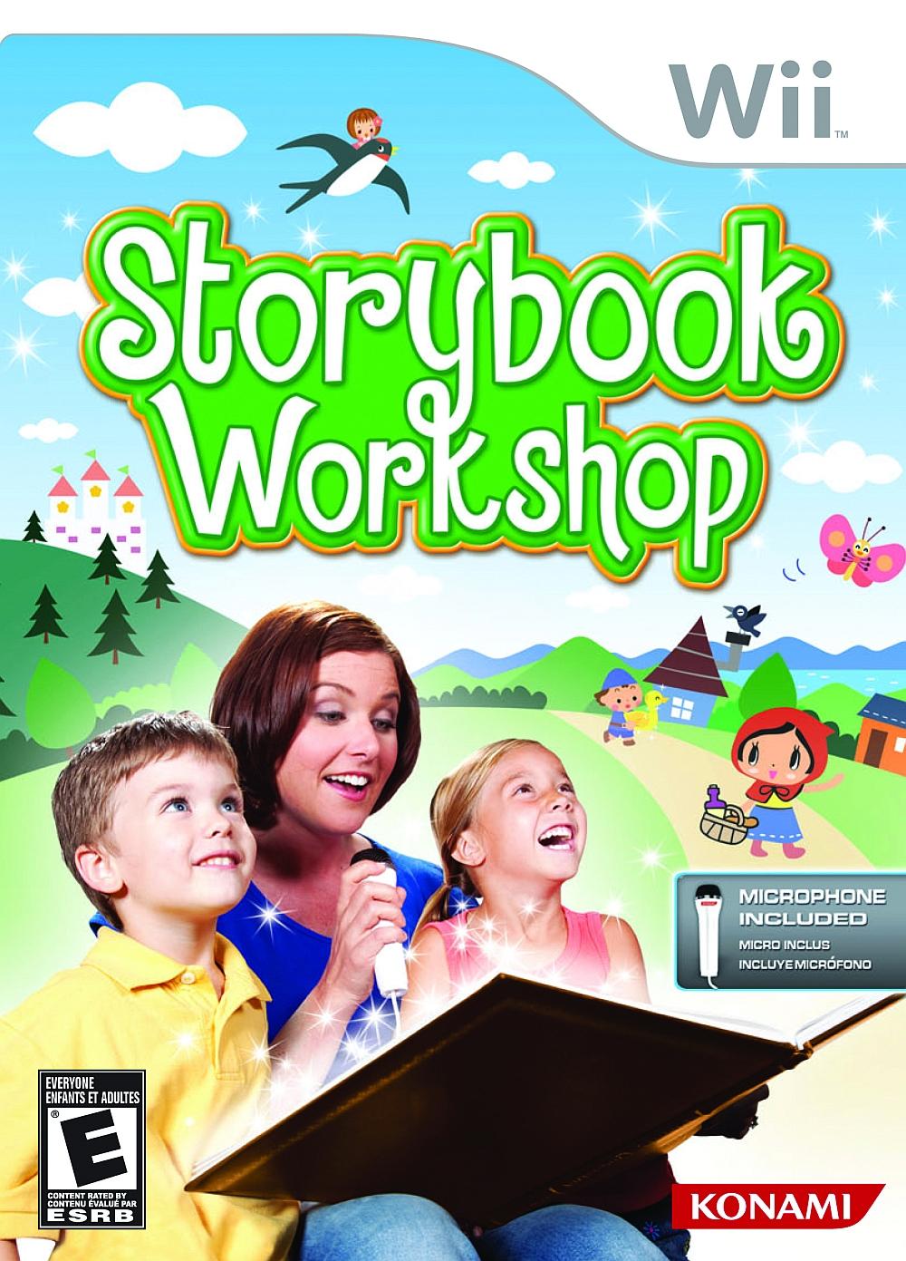 Storybook Workshop