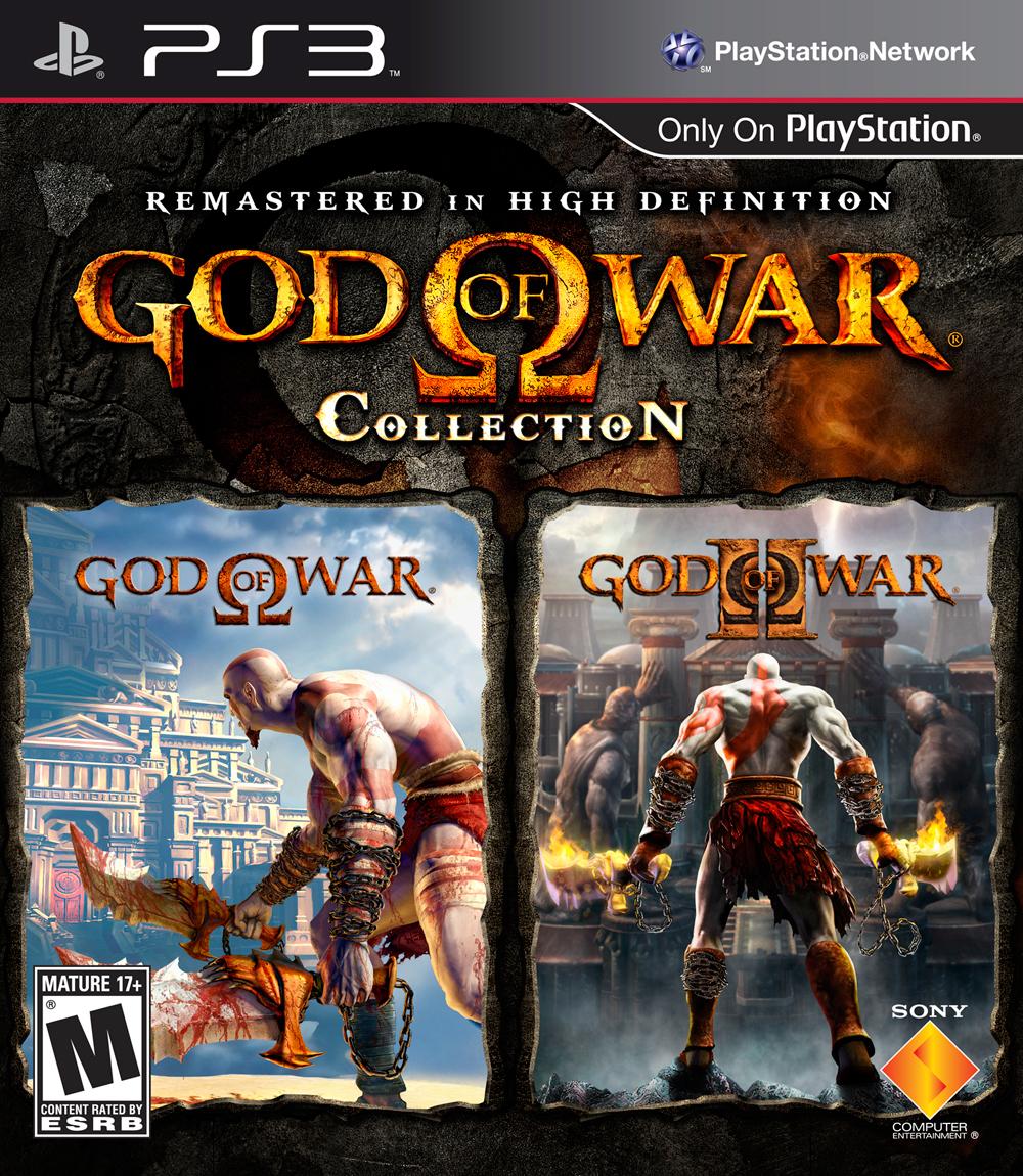 God of War Collection - Voxel
